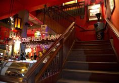 The Red Piano Restaurant : Siem Reap, Cambodia