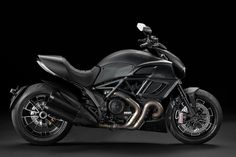 The Ducati Diavel Dark Motorcycle ($18,000) just looks mean — a bike you really wouldn't want to mess with.