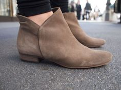 winter essentials-ankle boots