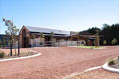 Horse Stable Design - ACW Building Design Further Education, Horse Stables, Building Design, Western Australia, Urban Design, Script, Horses, Mansions, Animaux