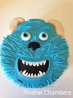 Call me Sulley Monsters Inc. Birthday Cake... Coolest Birthday Cake Ideas