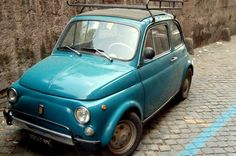 Things NOT to do in Italy <-- helpful tips on parking and driving in Italy