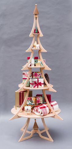 Christmas Display Christmas Tree Life Size by FrogPondFurniture