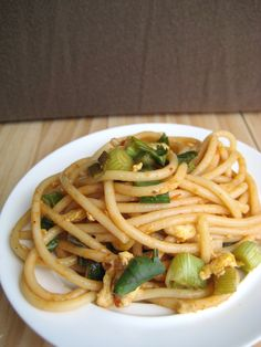 Easy Cilantro Lime Pad Thai on MyRecipeMagic.com