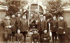 Stoke-upon-Trent workhouse fire History Of England, British History, Stoke On Trent, Edwardian Era, Newcastle, Old Photos, Prison, Britain, Crime