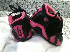 Pink & Black XIVS