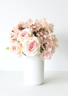 Find affordable pre-made centerpieces for your wedding at Afloral.com. #fakeflowers #fauxflorals #weddingflowers Wedding Reception Centerpieces, Wedding Flower Decorations, Diy Centerpieces, Wedding Flowers, Fake Flowers, Silk Flowers, Artificial Hydrangeas, Plant Drawing, Easy Diy Crafts