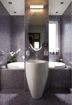 Beautiful bathroom design idea