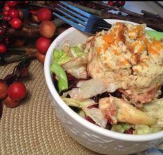 SCD Tuna Salad (*Use fresh minced onion & pressed garlic...)