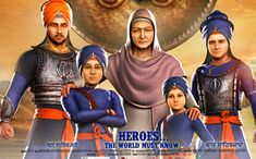 Great movie about sikh history Sikh Quotes, Gurbani Quotes, Qoutes, Guru Hargobind, Guru Nanak Wallpaper, Baba Deep Singh Ji, Guru Granth Sahib Quotes, Guru Gobind Singh, Dev Ji