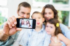 Parenting is full of stresses, and social media comparisons can often leave you feeling inferior at times. Check out this article and see what's really behind the camera. Keep It Real, Stress, How Are You Feeling, Parenting, Social Media, Times, Feelings, Check, Happy