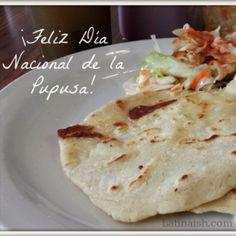 Salvadorian food blog!