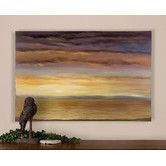 Found it at Wayfair - Spacious Skies by Grace Feyock Original Painting on Canvas