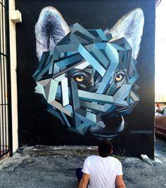 Juan Travieso street art