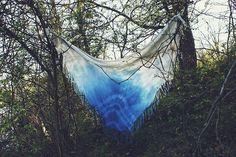 diy summer fringe shawl