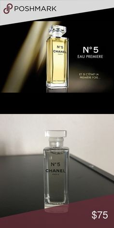 Chanel N 5 EAU PREMIER PERFUME CHANEL N 5 EAU PREMIER . BRAND NEW 😀COMES WITH FREE SURPRISE GIFT 😘 CHANEL Other