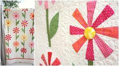 Garden Quilt Show - Diary of a Quilter - a quilt blog