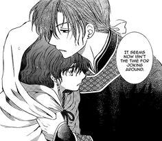Yona and Jae-ha- Akatsuki no Yona/ Yona of the Dawn