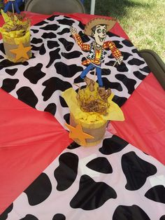 Toy Story Woody and Jessie Birthday Party Ideas | Photo 2 of 28 | Catch My Party