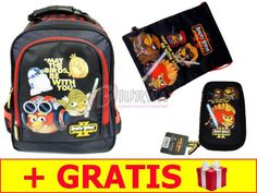Zestaw Szkolny Angry Birds_1 Angry Birds, Lunch Box, Bento Box