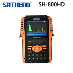183.99$  Buy here - http://alim60.worldwells.pw/go.php?t=2025514779 - [Genuine] Sathero SH-800HD DVB-S2 Digital Satellite Finder Meter SH-800 USB2.0 HDMI Output Sat finder HD with Spectrum Analyzer 183.99$