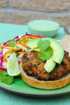 Thai Turkey Burgers: These Thai-inspired burgers are a super healthy choice for your next barbecue! Read More