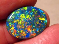 Beautiful Opals by dominiongems @eBay