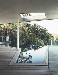 The geometric pool a