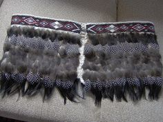 Pheasant and jute 2015 otago museum 2015 wedding 2014 matariki 2014 2014 Ella's korowai March 2013 . Flax Weaving, Weaving Art, Basket Weaving, Weaving Designs, Weaving Patterns, Maori Patterns, Feather Cape, Maori People, Maori Designs