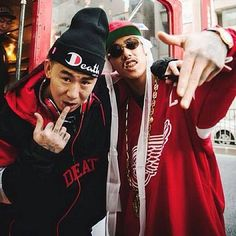 ANARCHY&KOHHの画像 プリ画像 Anarchy, Fasion, Captain Hat, Hip Hop, Bomber Jacket, Branding, Mens Fashion, Album, Jackets