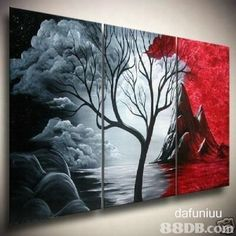 Canvas Paintings |Canvas Paintings ☮ re-pinned by http://www.wfpblogs.com/author/southfloridah2o/