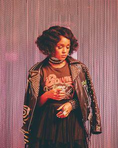 thorodinson:  Janelle Monáe photographed by Alexandra Gavillet for Billboard