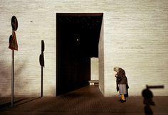 Shadows - Minimalism in Street Photography