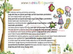 okul öncesinde dil gelişimi etkinlikleri Dil, Activities For Kids, Preschool, About Me Blog, Language, Parenting, Education, Children, Turkish Language