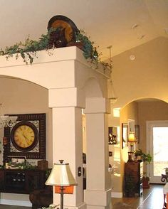 Image result for plant ledge over door