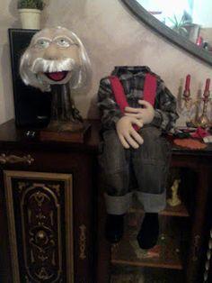 Ty Nido: Marionnette ventriloque