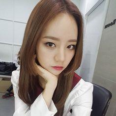Hyeri - Girl's Day South Korean Girls, Korean Girl Groups, Girl's Day Hyeri, Dream Tea, 2ne1, Girl Day, Kpop Girls, Rapper