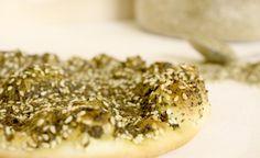 fresh za'tar pita pie | zen bakeries