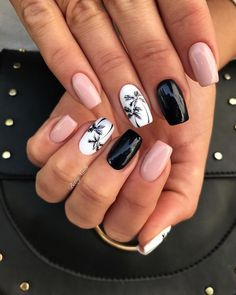 40 Graceful Acrylic Coffin Nail Designs for Long Nails and Short Nails – The First-Hand Fashion News for Females Many … Simple Acrylic Nails, Summer Acrylic Nails, Best Acrylic Nails, Acrylic Nail Designs, Aycrlic Nails, Swag Nails, Cute Nails, Stylish Nails, Trendy Nails