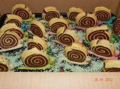 escargot gâteau
