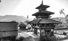 Ancient temple in himalaya - I took the photo of the Ancient temple on the way from the tibet border to kathmandu. Tibet, Temple, Travel Photography, Mountain, Explore, Temples, Exploring, Travel Photos, Mountaineering