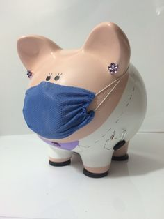 Pasta Flexible, Piggy Bank, Baby Shower, Pigs, Cami, Christmas, Victoria, Creative Products, Creativity