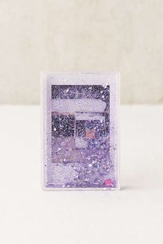 Urban Outfitters Mini Instax Glitter Picture Frame Great teen stocking stuffer!