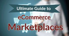 Online marketplaces are great option for those who want to start an #eCommerce business but perhaps don't yet have the inventory to warrant a large and expensive dedicated eCommerce site.