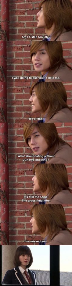(KHJ) Oh Jan Di....Why would you mess with Joon Pyo when you could have Ji Hoo!