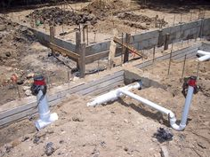 Sump-Pumps, Sewage-Pumps and Pit Installation, service and installations at Plumbing Authority Inc. Construction Services, Construction Process, New Home Construction, Foundation Repair, House Foundation, Building Foundation, Belize, Home Improvement Financing, Plumbing Drains