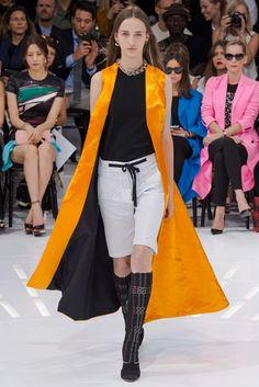 Christian Dior Spring 2015 Ready-to-Wear Fashion Show - Waleska Gorczevski (OUI)