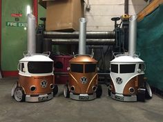 VW log burners
