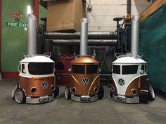 VW log burners