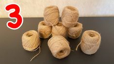 String Crafts, Jute Crafts, Diy Crafts, Jute Twine, Macrame, Decoration, Upcycle, Recycling, Diy Projects